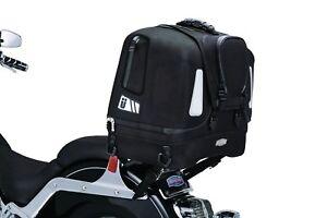 Kuryakyn XKursion XS4.5 Motorcycle Seat / Rack Bag - Black  5271