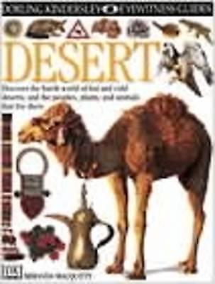 """VERY GOOD"" MacQuitty, Dr. Miranda, Desert (Eyewitness Guides), Book"
