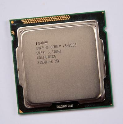 Intel Core I5-2500 (sr00t) 3.3ghz/6m Quad-core Lga1155 Processore Cpu-
