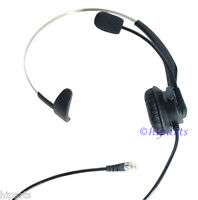 T400 Headset For Nortel M7310 T7208 T7208 T7316 T7316e Meridian Norstar