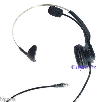 Call Center IP Phone Headset S10 T110 Telephone Headset Headphone ...
