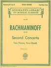 Sergei Rachmaninov: Piano Concerto No.2 in C Minor Op.18 (2-Piano Score) by Hal Leonard Corporation (Paperback, 1998)