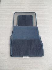 $$$ Rips Fußmatten passend für Mercedes Benz W123 S123 + BLAU + Maß + NEU $$$
