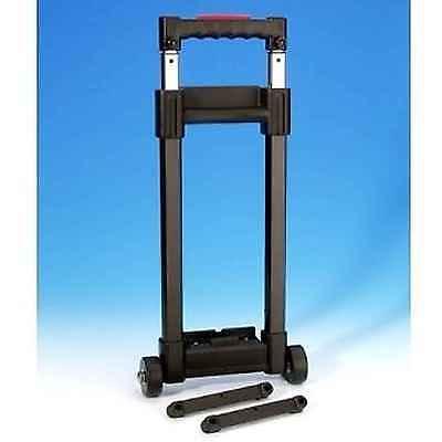 Abnehmbarer Transport-Koffer Trolley Flightcase Klick-System Adam Hall 3472 NEU