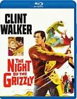 Night of The Grizzly 0887090038201 With Keenan Wynn Blu-ray Region a