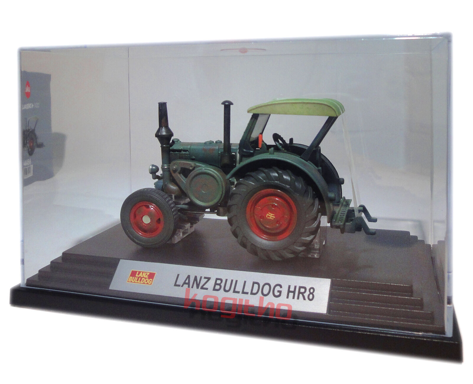 Siku Classic LANZ BULLDOG 4456 1 3 2 HR8 Rarity Agriculture Tractor Model