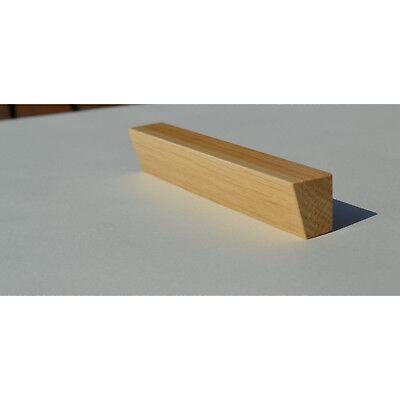 Möbelgriffe Türgriffe Küchengriffe Eiche Massiv Holz Griff Griffe Holzgriffe Tür