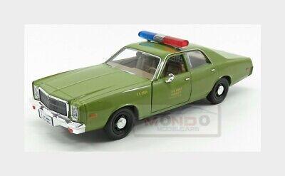 Greenlight A-Team 1977 Plymouth Fury US Army Colonel Decker 1:24 MILITÄR POLICE