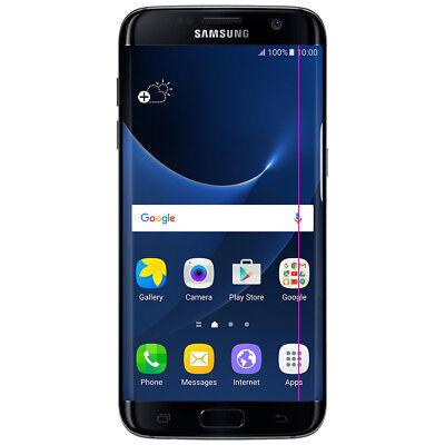 Samsung Galaxy S7 Edge Verizon - Factory Unlocked AT&T T- Mobile G935V PINK LINE