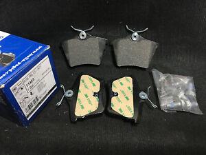 Hella-Pagid-Rear-Brake-Pad-Kit-fits-Citroen-C5-2008-2019-T1463-NEW
