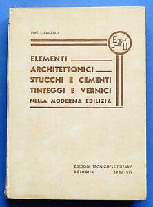 Architettura-Elementi-architettonici-Stucchi-Cementi-Tinteggi-Vernici-ETU-1936