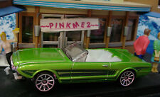 2014 50 Years 50th Design 62 MUSTANG II CONCEPT 1962☆Green☆LOOSE Ford☆Hot Wheels