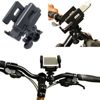 Rotating Mountain Racer Bike Cycle Bicycle Handle Bar Mobile Cell Phone Holder