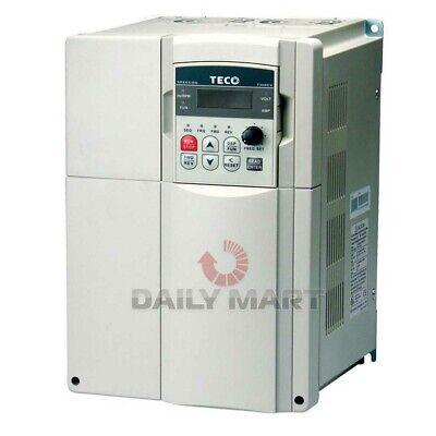 Used 1Pc 7300Cv Teco Inverter Panel Tested po