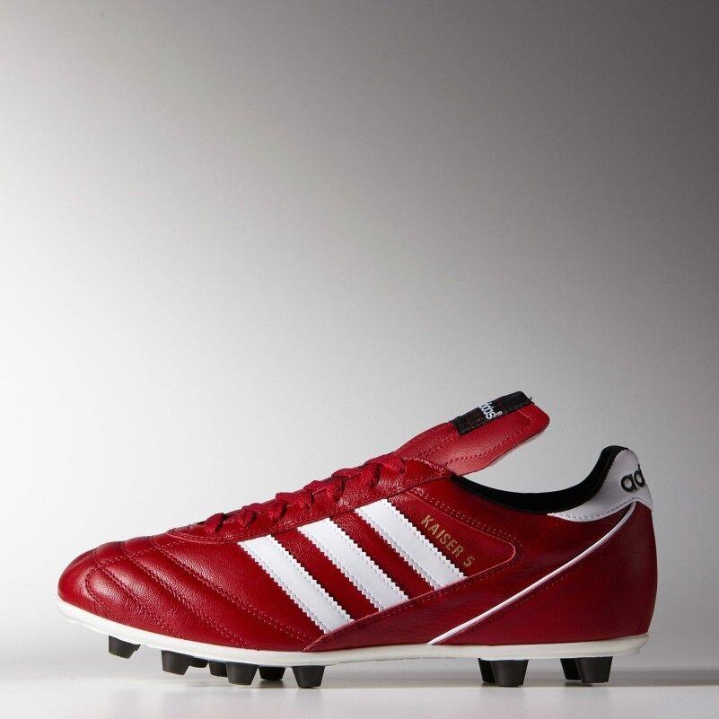 Adidas Kaiser 5 Liga rot Edition limitierte Sonderfarbe rot weiß