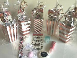 Pre Filled Pamper Party Bags 12 Luxury Items Teens Ladies Girls Hens Bridesmaids