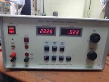 Solar Electronics 8850 1 Power Sweep Generator Frequency Range Sweep 30hz 100khz