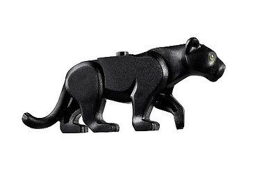 Panther Zoo Forest Jungle Cat Tiger Lion Custom Lego Mini Figure Choose Colour