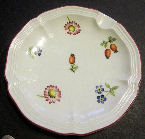 neuwertig Aschenbecher Villeroy /& Boch Porzellan Petite Fleur