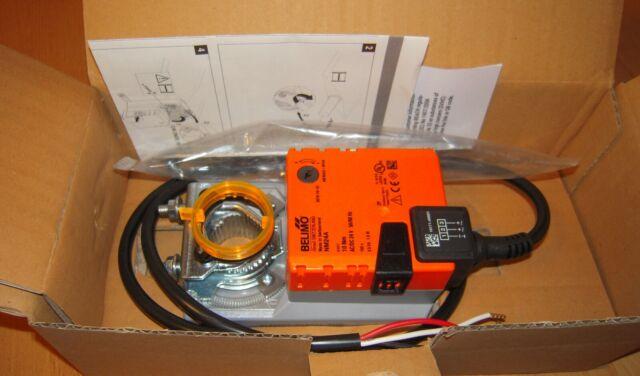 NEU Belimo NM24 Klappenantrieb Stellmotor 8 Nm