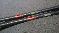 ONE NOS Araya ADX-1 AERO SuperHard Anodized 24-hole 700c tubular rim Japan