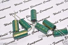 10pcs Sanyo Wg 3300uf 63v 6v3 Radial Electrolytic Capacitor