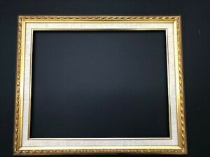 Antique-Style-Ornate-Gold-Picture-Mirror-Frame-16-x-20-or-18-x-22