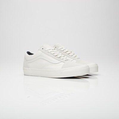 Vans Vault OG Old Skool LX VA36C8OIV (SUEDECANVAS) blanc NEUF 100% Authentique | eBay