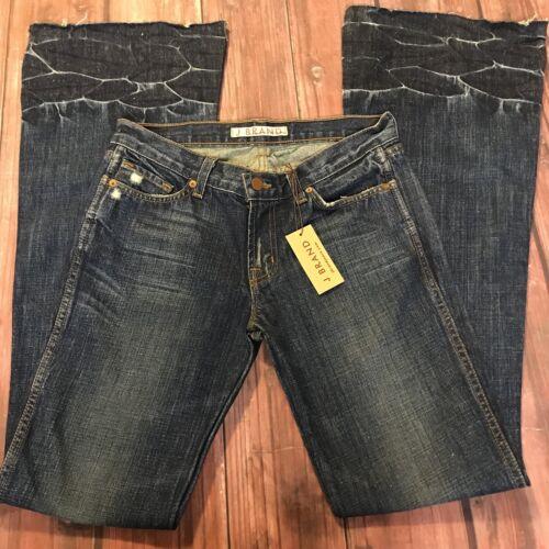 Brand Jeans Ji 28 d taille Brand brut El Bottom pour 'J taille femmes basse 22 ourlet qTqZ5tCw