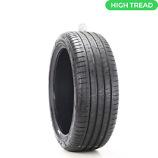 Used 24540r20 Pirelli P Zero Pz4 Run Flat 99y 9532 Fits 24540r20