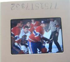J C TREMBLAY Montreal Canadiens Quebec Nordiques 1958–1979 ORIGINAL SLIDE 9