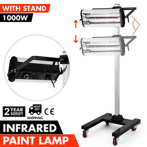 Infrared Paint Drying Curing Lamp Stand Drying Light With