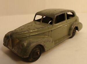 Dinky Toys Gb N ° 39b Oldsmobile 6 Berline Version De 1947