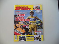 MOTOSPRINT 41/2006 VALENTINO ROSSI/SUPERBIKE MAGNY COURS/GP ALPI A BUSCA CUNEO