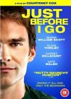 Just Before I Go 5060262853535 With Seann William Scott DVD Region 2