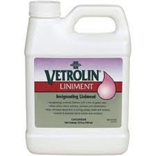 Farnam - Vetrolin Horse Muscle Liniment 946ml or 3.8 Litre for Horses
