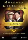 Murdoch Mysteries: Seasons 5-8 (DVD, 2016, 18-Disc Set)