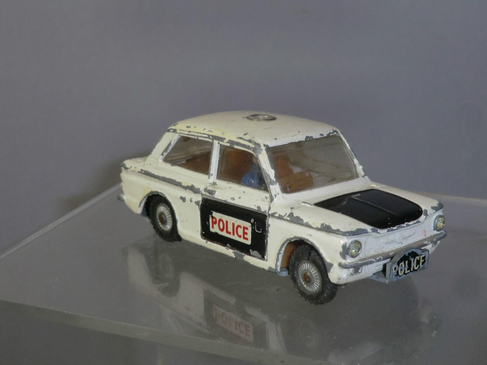 CORGI TOYS MODEL No.506  SUNBEAM IMP  POLICE PATROL CAR.