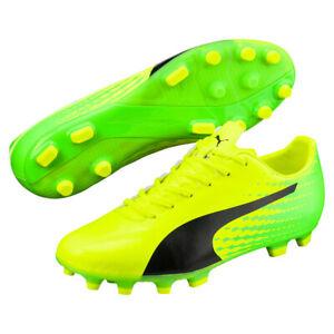 Details zu Puma evoSPEED 17.5 AG 104019 01 Fußballschuh Nocke Kunstrasen Rasen Training
