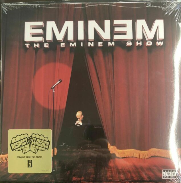 The Eminem Show by EMINEM [2LP] NEW AND SEALED