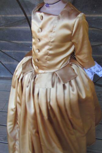 Hamilton Schuyler Sisters Historical Halloween Costume~Peggy~ Adult Size