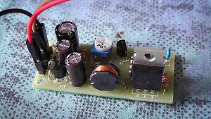 NIXIE TUBE POWER SUPPLY +140V SGPW141 KIT
