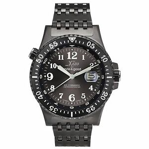 Xezo air commando automatic watch citizen movement 300 m wr 856469005298 ebay for Xezo watches