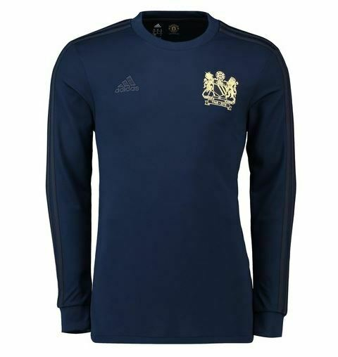 Nuovo di Zecca  Manchester United 1968 SPECIAL EDITION JERSEY SHIRT