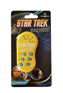 Star-Trek-in-your-Pocket-Talking-Official-Keychain-Keyring
