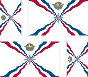 4 x Aufkleber Auto Sticker tuning motorrad Autoaufkleber Fahne Flagge kuwait
