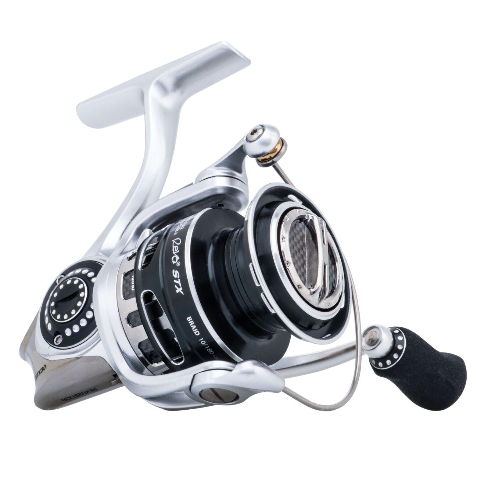 Abu Garcia Revo 2 Stx rossoatorio 40   Mulinello per Pesca Spinning