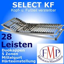Lattenrost KF 28 Leisten Mittelgurt 90x200 Lattenroste