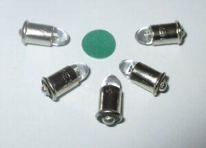 LED-MS4-GRUN-Maerklin-600020-16-22V-5-Stueck-NEU