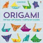 Origami Tear off Pad by Lucy Bowman (Paperback, 2015)